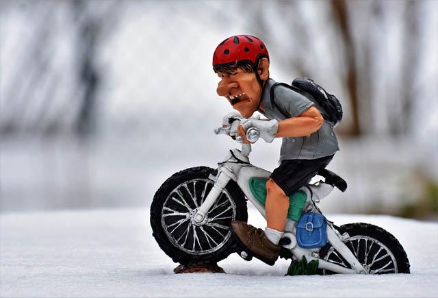 ciclismo para personas con sobrepreso